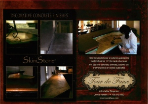 SkimStone Postcard